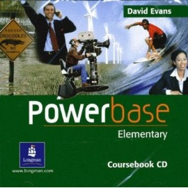 Powerbase Elementary Coursebook CD