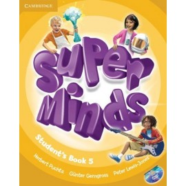 Super Minds 5 Student's Book + DVD-ROM