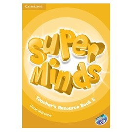 Super Minds 5 Teacher's Resource Book + Audio CD