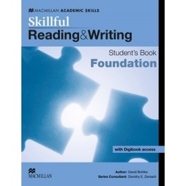Skillful Foundation Reading & Writing Student's Book + Digibook access