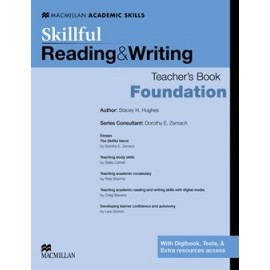 Skillful Foundation Reading & Writing Teacher's Book + Digibook Access