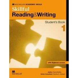 Skillful 1 Reading & Writing Student's Book + Digibook Access