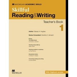 Skillful 1 Reading & Writing Teacher's Book + Digibook access