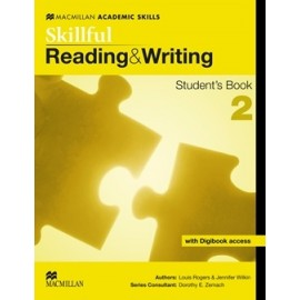 Skillful 2 Reading & Writing Student's Book + Digibook access