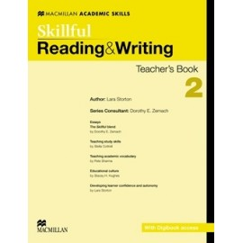 Skillful 2 Reading & Writing Teacher's Book + Digibook access