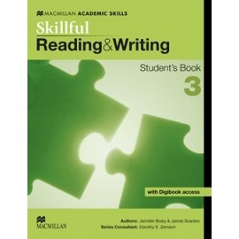 Skillful 3 Reading & Writing Student's Book + Digibook access