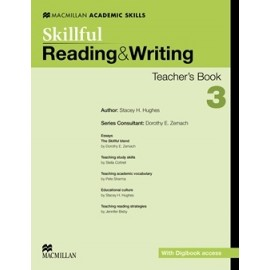 Skillful 3 Reading & Writing Teacher's Book + Digibook access