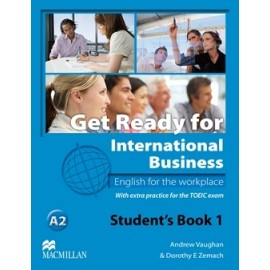 Get Ready For International Business 1 TOEIC Student's Book