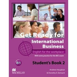 Get Ready For International Business 2 BEC Student's Book