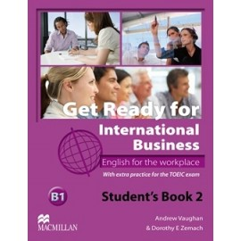 Get Ready For International Business 2 TOEIC Student's Book