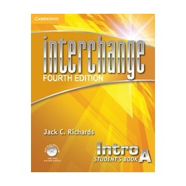 Interchange Fourth Edition Intro Student's Book A + Self-study DVD-ROM