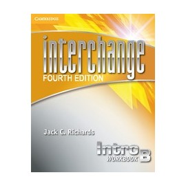 Interchange Fourth Edition Intro Workbook B