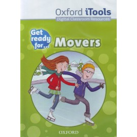 Get Ready for Movers iTools DVD-ROM