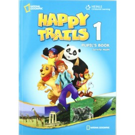 Happy Trails 1 Pupil's Book + Audio CD