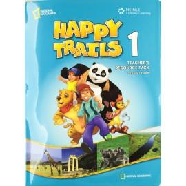 Happy Trails 1 Teacher's Resource Book