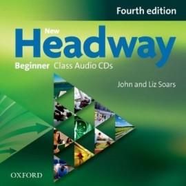 New Headway Beginner Fourth Edition Class Audio CDs
