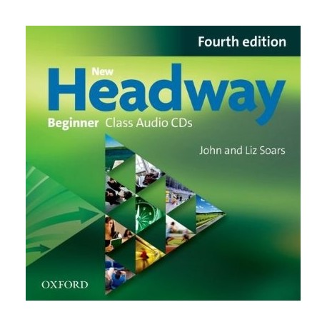 new headway beginner fourth edition class audio cds free download