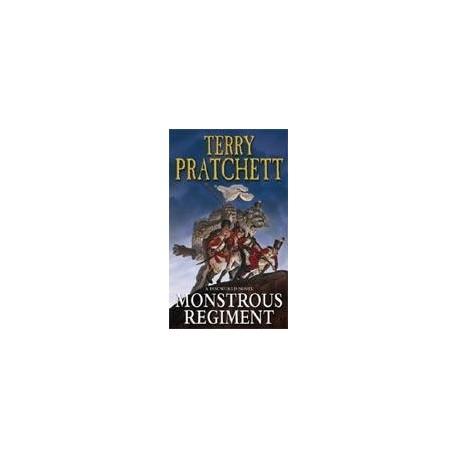 Monstrous Regiment Transworld Publishers 9780552149419