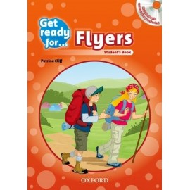 Get Ready for Flyers Student's Book + Audio CD