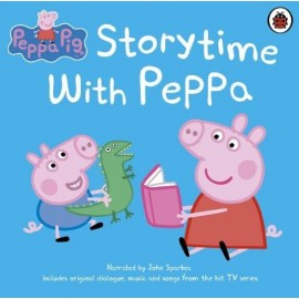 Peppa Pig: Storytime with Peppa CD (Audiobook)
