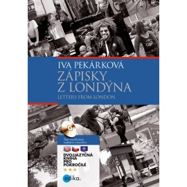Letters from London / Zápisky z Londýna + MP3 Audio CD