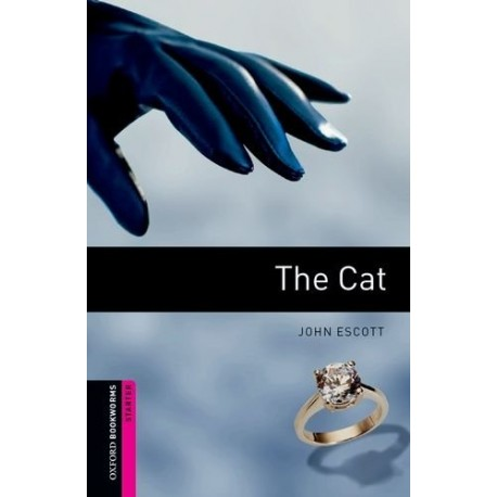 Oxford Bookworms: The Cat + CD Oxford University Press 9780194785983