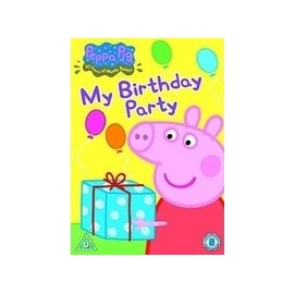 Peppa Pig: My Birthday Party and Other Stories DVD