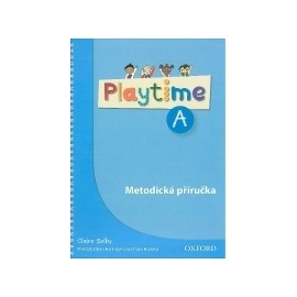 Playtime A Teacher's Book Czech Edition