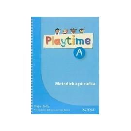 Playtime A Teacher's Book Czech Edition