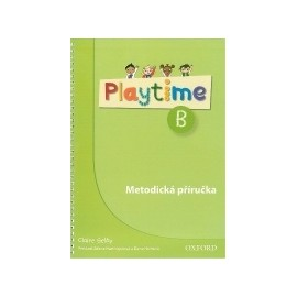 Playtime B Teacher's Book Czech Edition