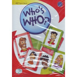 Who's Who - Game Box + CD-ROM