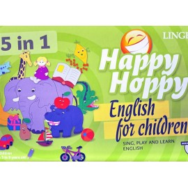 Lingea: Happy Hoppy English for Children