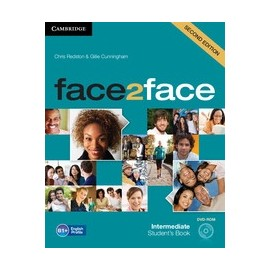 face2face Intermediate Second Ed. Student's Book + DVD-ROM