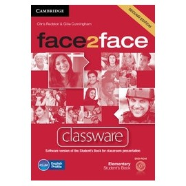 face2face Elementary Second Ed. Classware DVD-ROM