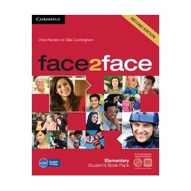 face2face Elementary Second Ed. Student's Book + DVD-ROM + Online Workbook Pack
