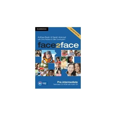 FACE2FACE PRE INTERMEDIATE SECOND EDITION УЧЕБНИК СКАЧАТЬ БЕСПЛАТНО