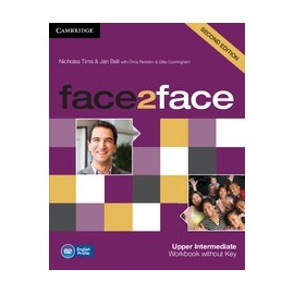 face2face Upper-Intermediate Second Ed. Workbook without Key