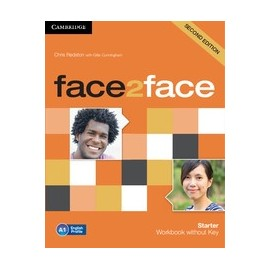 face2face Starter Second Ed. Workbook without Key
