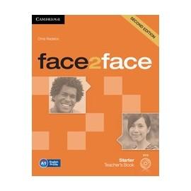 face2face Starter Second Ed. Teacher's Book + DVD