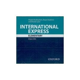 International Express Elementary Third Edition Class Audio CDs