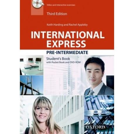 International Express Pre-intermediate Workbook Pdf