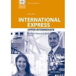 International Express Upper-Intermediate Third Edition Teacher's Resource Book + DVD