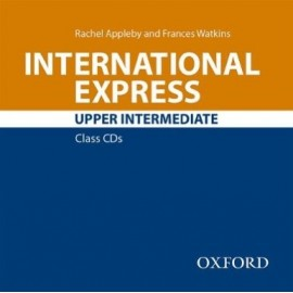 International Express Upper-Intermediate Third Edition Class Audio CDs