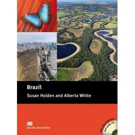 Macmillan Cultural Readers: Brazil + CD