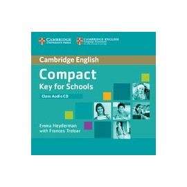 Compact Key for Schools Class CD