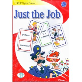 Just the Job - Game Box + CD-ROM