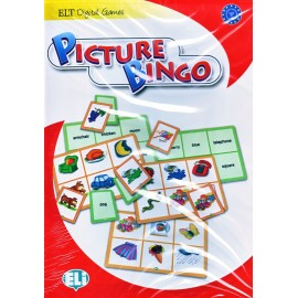 Picture Bingo - Game Box + CD-ROM