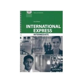 International Express Intermediate Third Edition Teacher's Resource Book + DVD