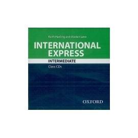International Express Intermediate Third Edition Class Audio CDs