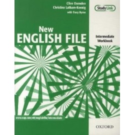 New English File Intermediate Workbook without Key